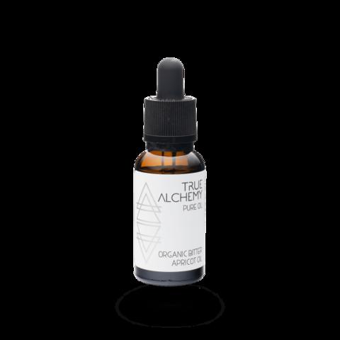True Alchemy Organic Bitter Apricot Oil, 30 мл СКИДКА