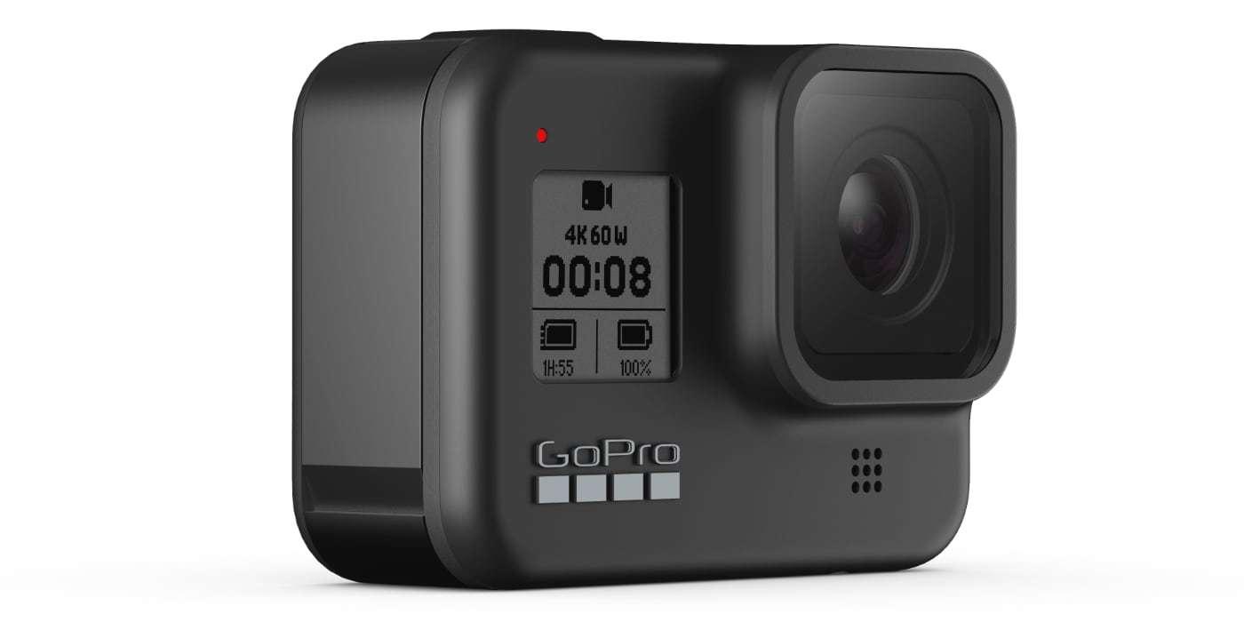 Камера GoPro HERO8 Black вид спереди
