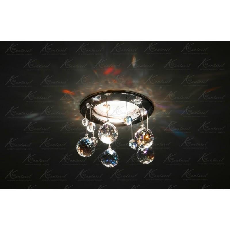 Встраиваемый светильник Kantarel Galaxy CD 049.3.1/1AB/1AB
