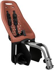 Велокресло Thule Yepp Maxi Seat Post коричневое