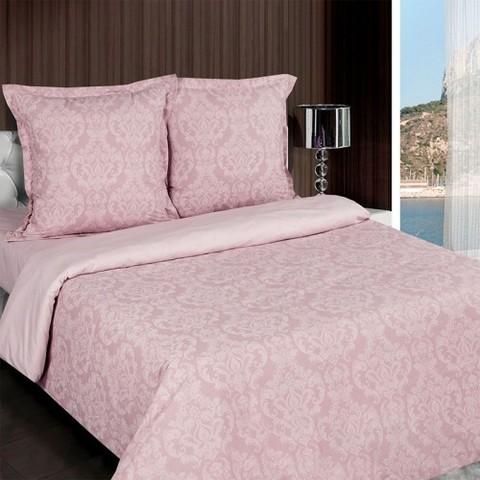 Поплин 220 см 115 г/м2 Византия розовая основа