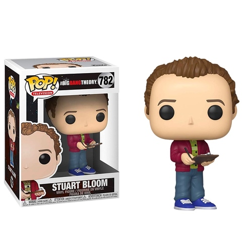 Stuart Bloom (Big Bang Theory) Funko Pop! || Стюарт Блум (Теория Большого Взрыва)