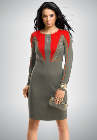FDF654 платье женское