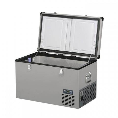 Компрессорный автохолодильник Indel-B TB74 Steel (12V/24V/220V, 74л)
