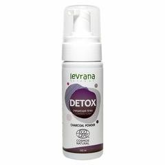 Levrana пенка для умывания Detox с сажей дуба, 150 мл