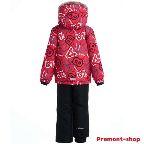 Комплект Premont для мальчика Эй Би Си WP92260 RED