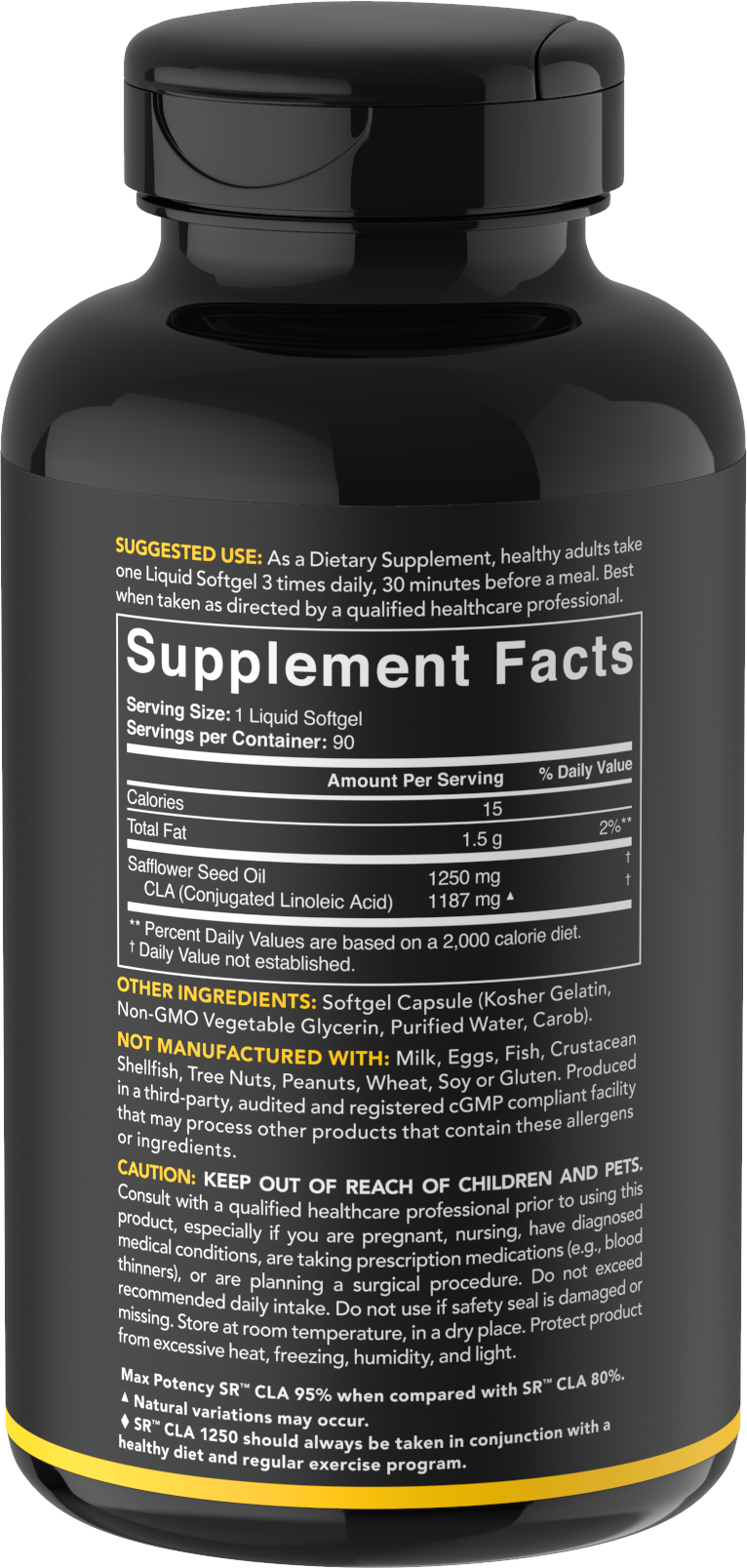 Sports-Research-CLA-1250-Max-Potency-1250-mg-90-Softgels-2