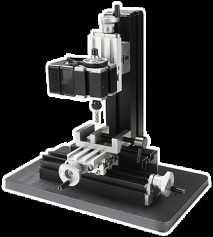 Конструктор модульных станков 6 в 1 (металл)