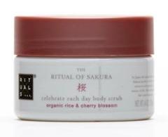 The Ritual of Sakura Body Scrub 125 ml