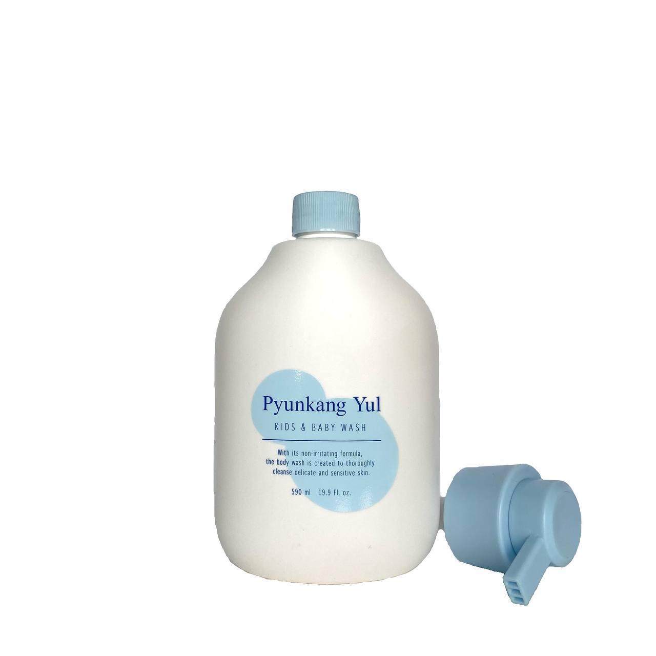 Гель для душа детский Pyunkang Yul Kids & Baby Wash 590 мл