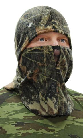 Шапка- маска Буран тк.Флис цв. Лес
