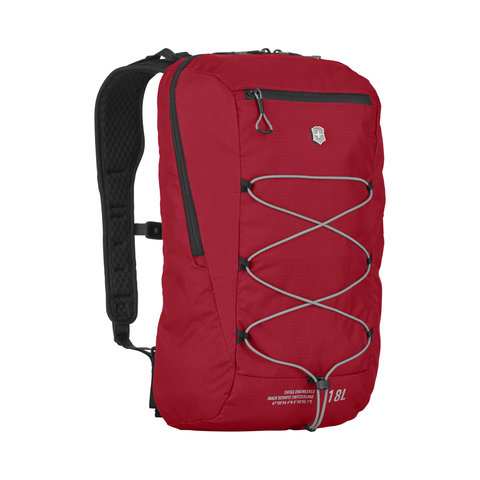 Рюкзак Victorinox Altmont Active L.W. Compact, красный, 28x17x44 см, 18 л