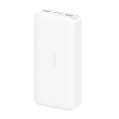 Внешний аккумулятор Power Bank Xiaomi (Mi) REDMI 10000mAh Dual USB/USB Type-C белый