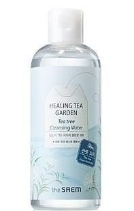 Вода очищающая увлажняющая с маслом чайного дерева The Saem