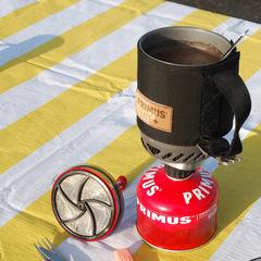Крышка френч-пресс Primus Coffee/Tea Press for Lite and Lite+ - 2