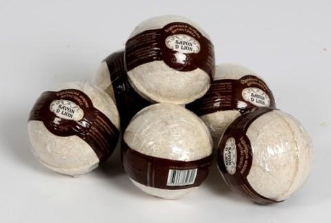 Бомбочки для ванн Кофе 130 гр ТМ SAVON D LION