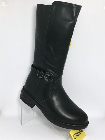 Clibee (зима) K921 Black 32-37