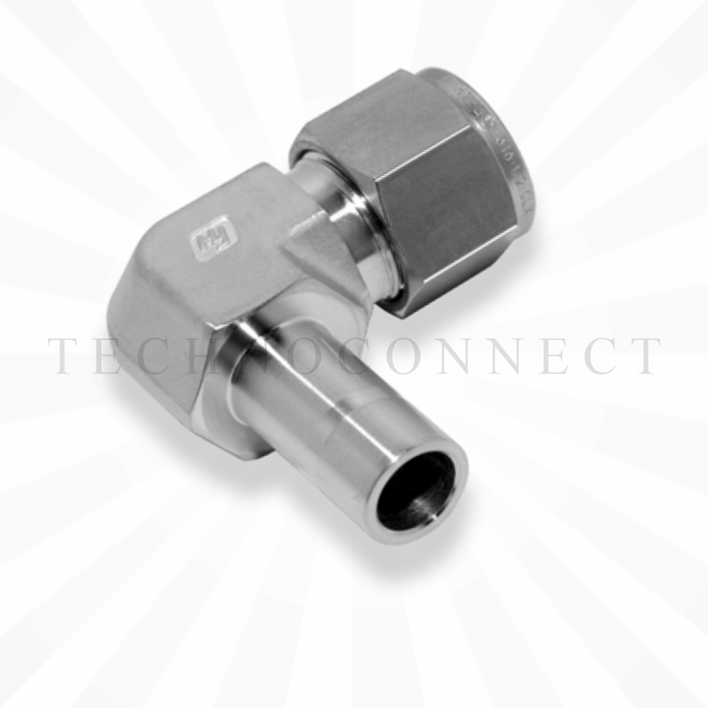 CAL-8M  Переходник угловой: фитинг 8мм- присоедин. фитинг  8 мм