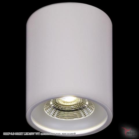 81117-9.5-001RT LED10W WT светильник точ. накладной