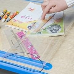 Коврик на стол  прозрачный  50 х 120см.