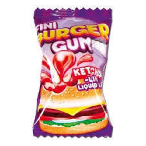 Жевательная резинка Fini Burger gum 5 гр