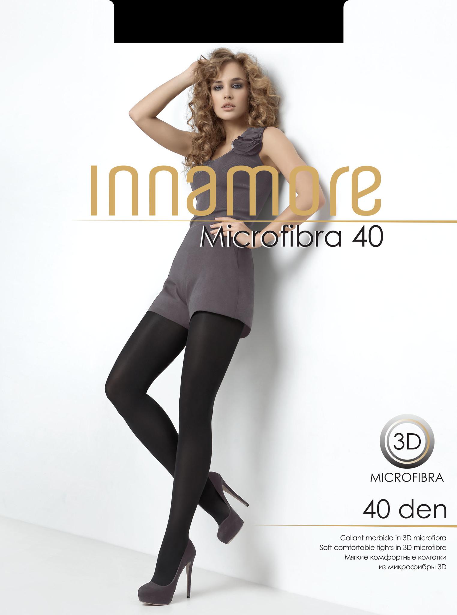 Innamore MICROFIBRA 40 колготки женские