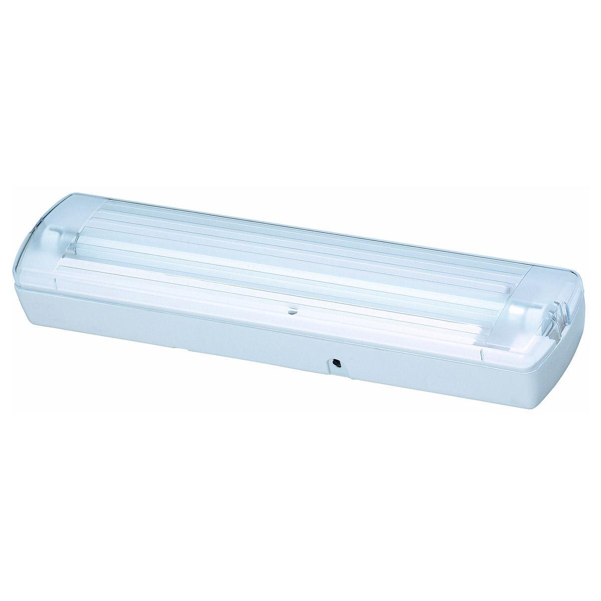 Размеры люминесцентного аккумуляторного светильника HL-308