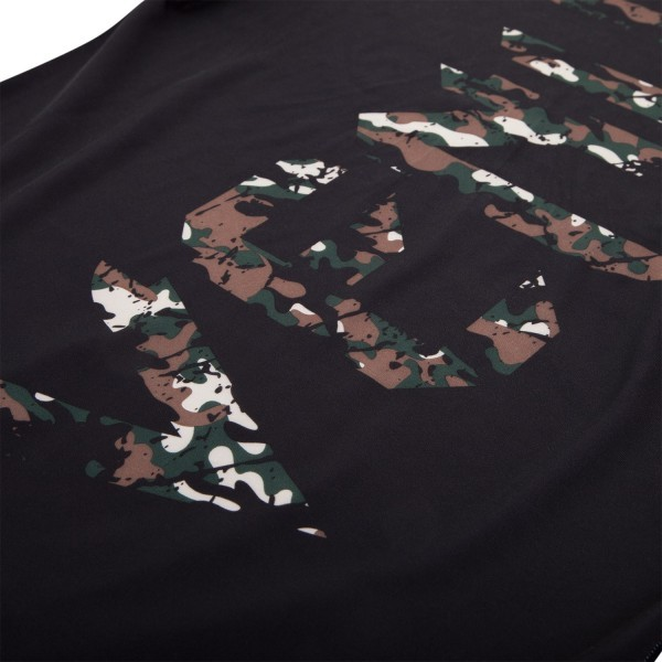 Рашгард Venum Original Giant Jungle Camo Black ls