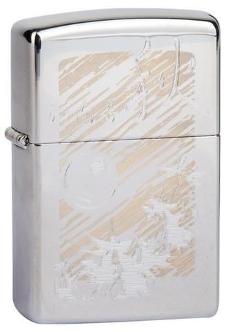 Зажигалка Zippo Oriental design-3