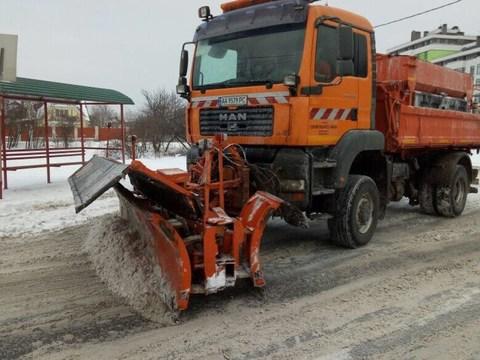 Сезонные работы по уборке и вывозу снега
