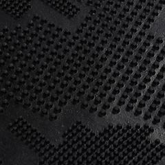 Коврик придверный резиновый, Клен, 40*60 см