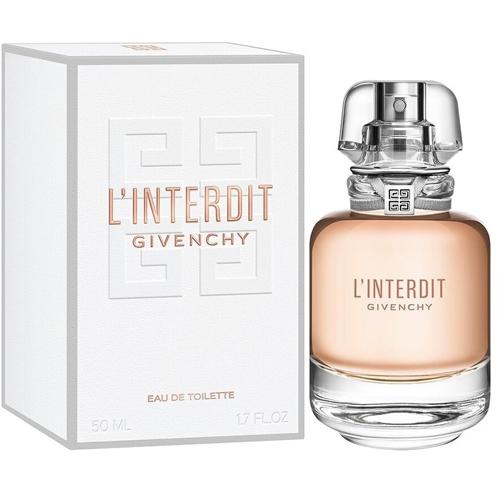 Givenchy: L'Interdit женская туалетная вода edt, 35мл/50мл