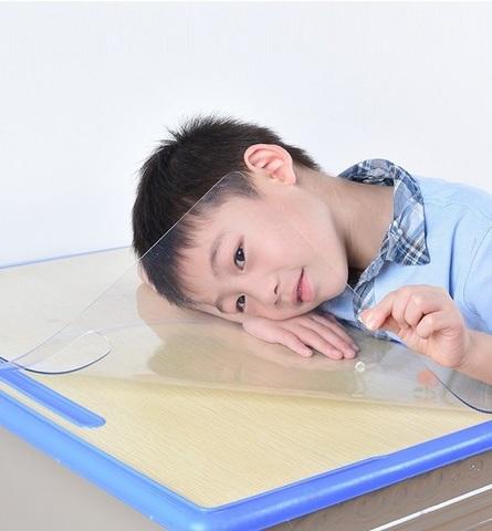 Коврик на стол прозрачный 50 х 140 см