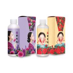 Тонер + Лосьон Elizavecca Hwa Yu Hong Flower Essence Lotion 200ml + Hwa Yu Hong Essence 200ml