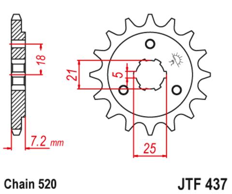 JTF437
