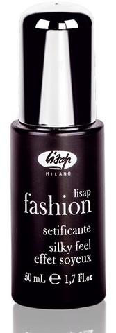 Питательное масло для секущихся кончиков волос - Lisap Fashion Silky Feel