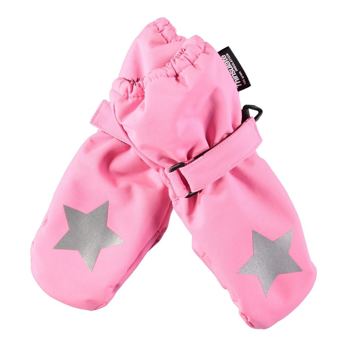 Детские варежки Molo Igor Total Pink