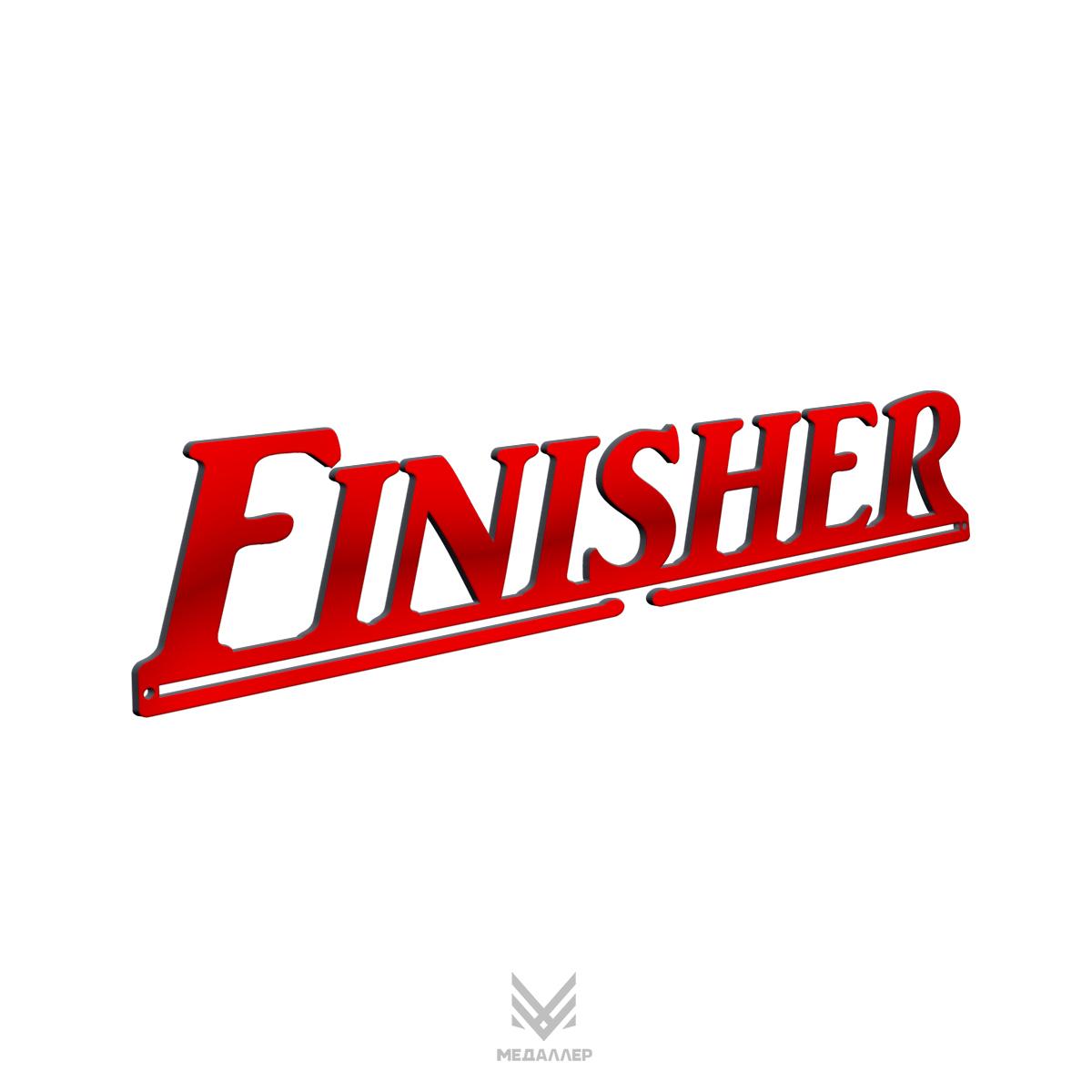 Finisher (красный)