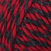 Пряжа Nako Sport Wool 21343 (Красно-черный меланж)