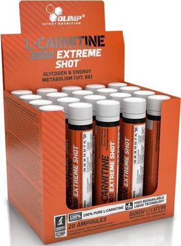 L- карнитин Olimp L-Carnitine 3000 Extreme Shot