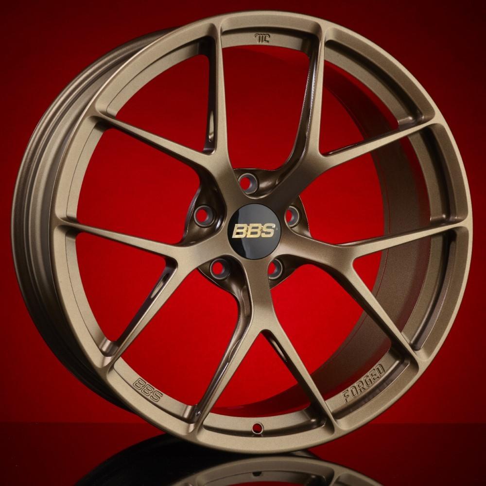 Диск колесный BBS FI-R 10.5x20 5x130 ET44 CB71.6 satin bronze