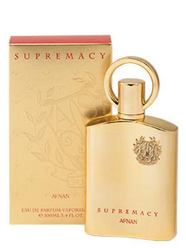 Afnan Supremacy Gold EDP