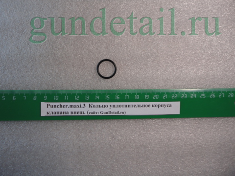 Кольцо уплотнительное корпуса клапана внеш. Puncher.maxi3
