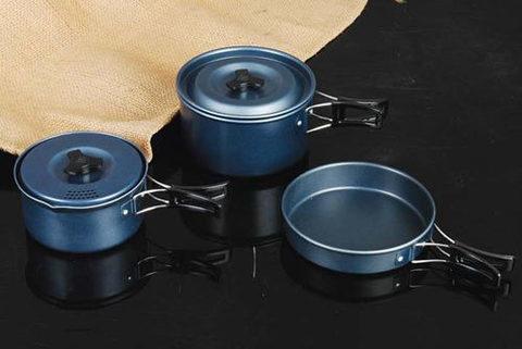 Набор туристической посуды Fire-Maple FMC-201