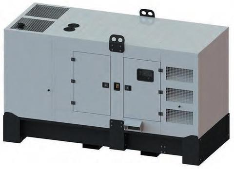 Дизельный генератор Fogo FI 100/400 S