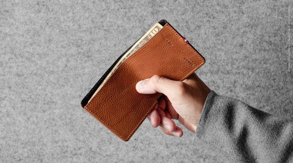 Hard Graft Бумажник Dollar Cash Only Classic