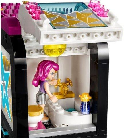 LEGO Friends: Поп звезда: Гастроли 41106 — Pop Star Tour Bus — Лего Друзья Продружки Френдз
