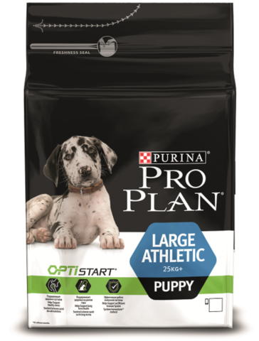 PRO PLAN Large Puppy Athletic, 12 кг