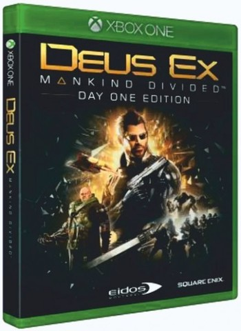Deus Ex: Mankind Divided. Day One Edition (Xbox One/Series X, русская версия)