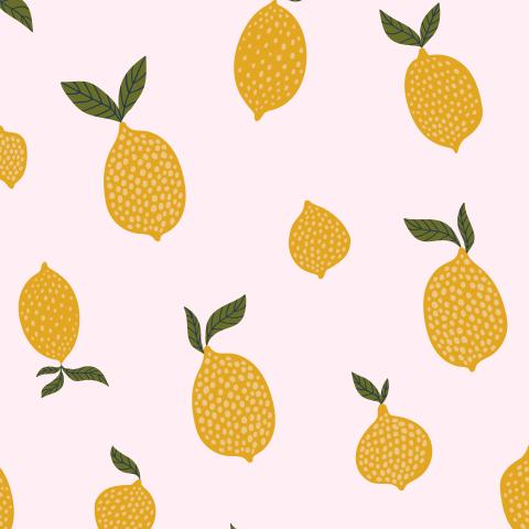 Лимонный дождь
